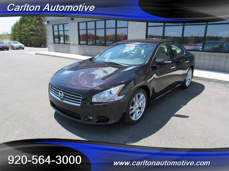2011 Nissan Maxima for sale at Carlton Automotive Inc in Oostburg WI