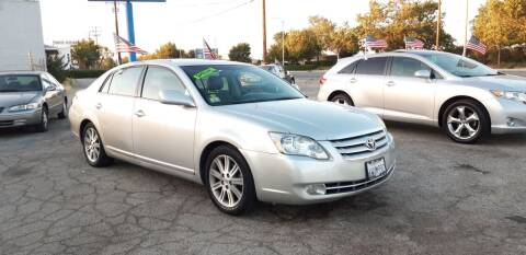 2007 Toyota Avalon for sale at Autosales Kingdom in Lancaster CA