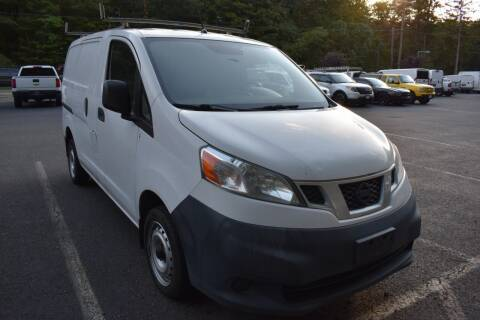 2015 Nissan NV200 for sale at Ramsey Corp. in West Milford NJ