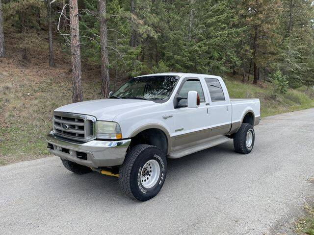 2004 Ford F-250 Super Duty for sale in Eureka, MT