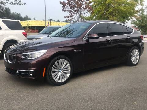 2014 BMW 5 Series for sale at GO AUTO BROKERS in Bellevue WA
