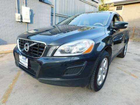2013 Volvo XC60 for sale at AMD AUTO in San Antonio TX
