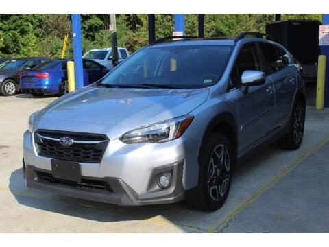 2018 Subaru Crosstrek for sale at Inline Auto Sales in Fuquay Varina NC