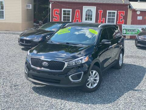 2016 Kia Sorento for sale at A&M Auto Sales in Edgewood MD