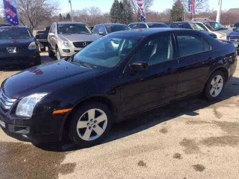 2007 Ford Fusion for sale at Gilly's Auto Sales in Rochester MN