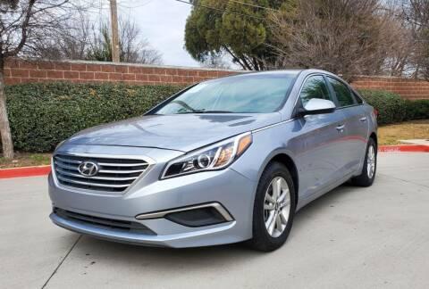 2017 Hyundai Sonata for sale at International Auto Sales in Garland TX