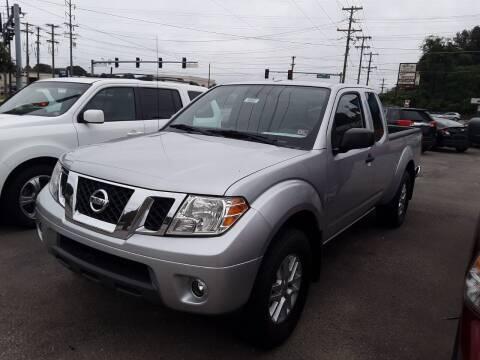 2015 Nissan Frontier for sale at Auto Villa in Danville VA
