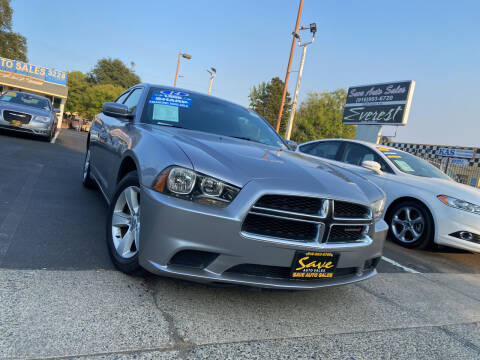 2014 Dodge Charger for sale at Save Auto Sales in Sacramento CA