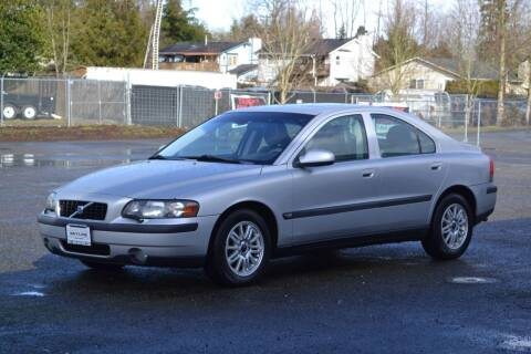 2003 Volvo S60 for sale at Skyline Motors Auto Sales in Tacoma WA