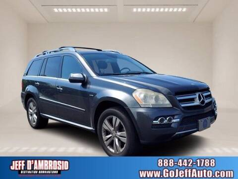 2010 Mercedes-Benz GL-Class for sale at Jeff D'Ambrosio Auto Group in Downingtown PA