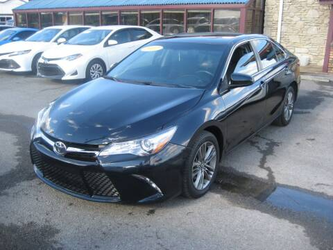 2017 Toyota Camry for sale at Import Auto Connection in Nashville TN