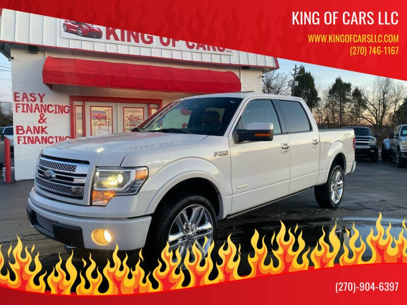 2013 Ford F-150 for sale at King of Cars LLC in Bowling Green KY