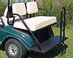 M&M Std Rear Seat BPC DS for sale at Jim's Golf Cars & Utility Vehicles - Accessories in Reedsville WI