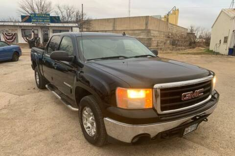 2008 GMC Sierra 1500 for sale at WF AUTOMALL in Wichita Falls TX