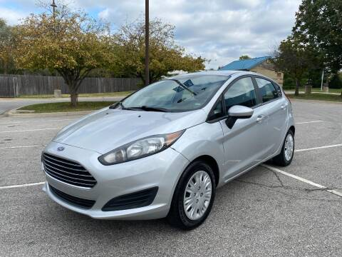 2015 Ford Fiesta for sale at Nationwide Auto in Merriam KS