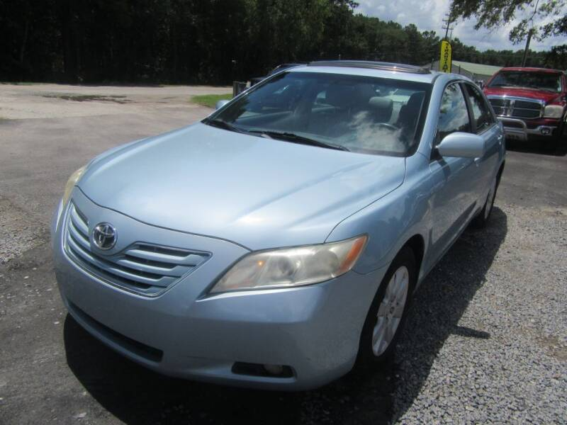 2008 Toyota Camry for sale at Bullet Motors Charleston Area in Summerville SC