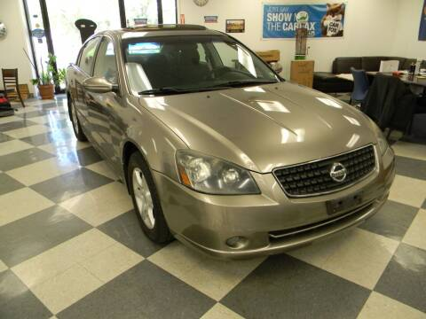 2006 Nissan Altima for sale at Lindenwood Auto Center in St.Louis MO
