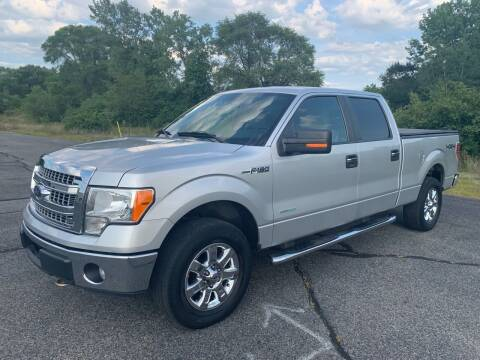2013 Ford F-150 for sale at Fournier Auto and Truck Sales in Rehoboth MA