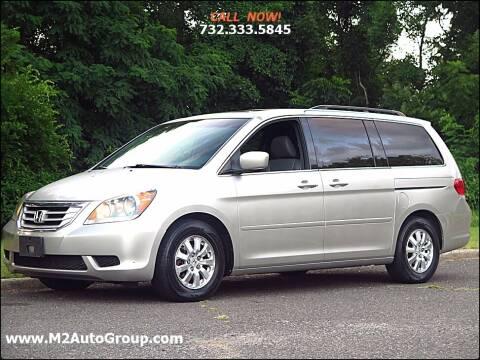 2008 Honda Odyssey for sale at M2 Auto Group Llc. EAST BRUNSWICK in East Brunswick NJ