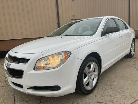 2010 Chevrolet Malibu for sale at Prime Auto Sales in Uniontown OH