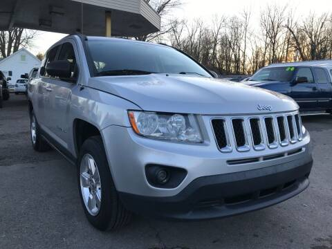 2013 Jeep Compass for sale at King Louis Auto Sales in Louisville KY