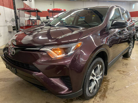 2018 Toyota RAV4 for sale at Columbus Car Warehouse in Columbus OH