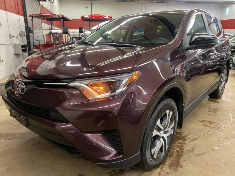 2018 Toyota RAV4 for sale at Columbus Car Warehouse in Columbus OH