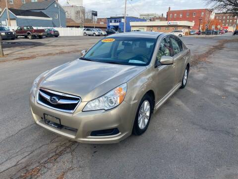 2010 Subaru Legacy for sale at Midtown Autoworld LLC in Herkimer NY