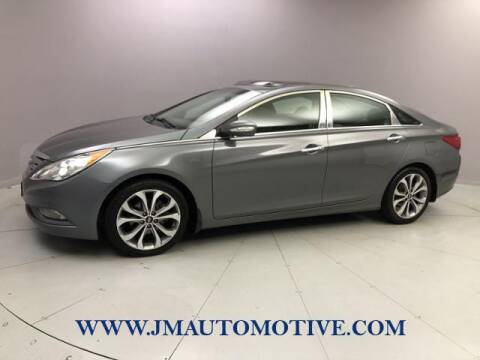 2013 Hyundai Sonata for sale at J & M Automotive in Naugatuck CT