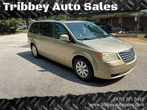 2010 Chrysler Town and Country for sale at Tribbey Auto Sales in Stockbridge GA
