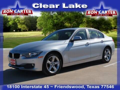 2015 BMW 3 Series for sale at Ron Carter  Clear Lake Used Cars in Houston TX