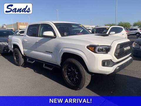 2019 Toyota Tacoma for sale at Sands Chevrolet in Surprise AZ