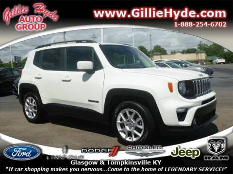 2020 Jeep Renegade for sale at Gillie Hyde Auto Group in Glasgow KY