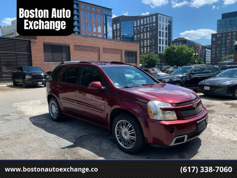 2008 Chevrolet Equinox for sale at Boston Auto Exchange in Boston MA