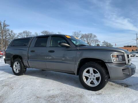 2010 Dodge Dakota for sale at Victory Motors in Waterloo IA