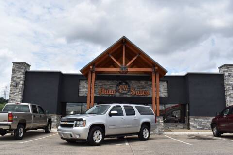 2012 Chevrolet Suburban for sale at JW Auto Sales LLC in Harrisonburg VA