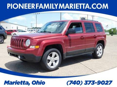 2017 Jeep Patriot for sale at Pioneer Family preowned autos in Williamstown WV