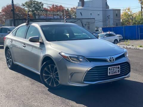2016 Toyota Avalon for sale at PRNDL Auto Group in Irvington NJ
