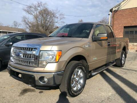 2013 Ford F-150 for sale at JB Auto Sales in Schenectady NY