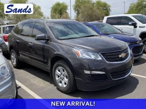 2017 Chevrolet Traverse for sale at Sands Chevrolet in Surprise AZ
