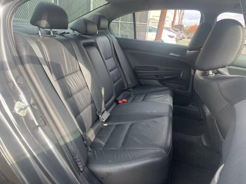 2011 Honda Accord SE 4dr Sedan - Paterson NJ