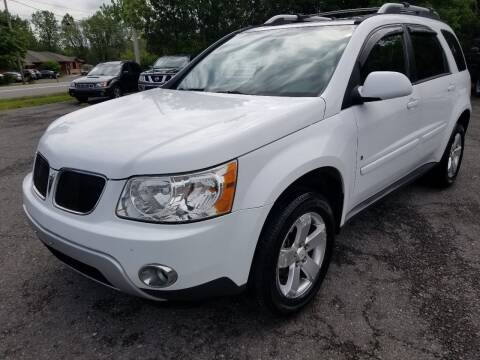 2006 Pontiac Torrent for sale at Arcia Services LLC in Chittenango NY