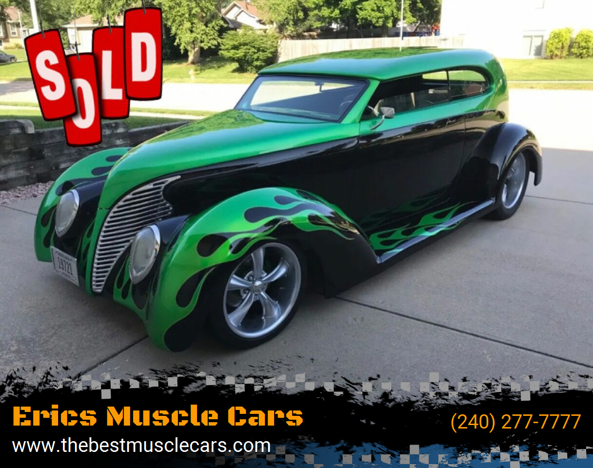 1939 Ford Custom SOLD SOLD SOLD