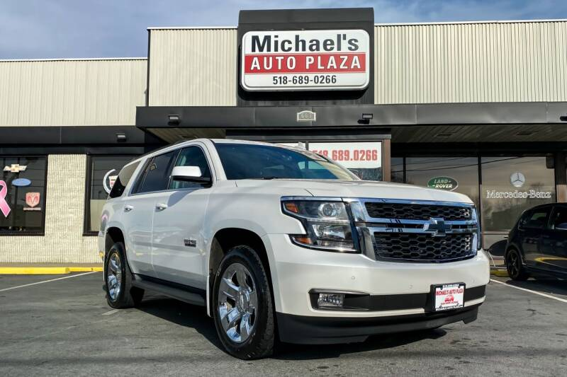 2018 Chevrolet Tahoe 4x4 LT 4dr SUV - East Greenbush NY