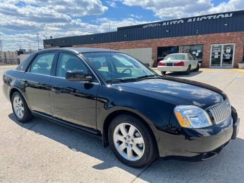 2006 Mercury Montego for sale at Motor City Auto Auction in Fraser MI