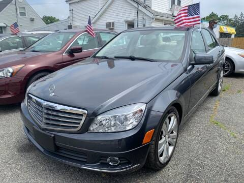 2011 Mercedes-Benz C-Class for sale at Jerusalem Auto Inc in North Merrick NY