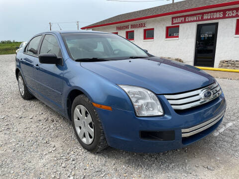2009 Ford Fusion for sale at Sarpy County Motors in Springfield NE