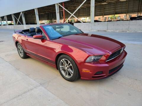 2014 Ford Mustang for sale at NEW UNION FLEET SERVICES LLC in Goodyear AZ