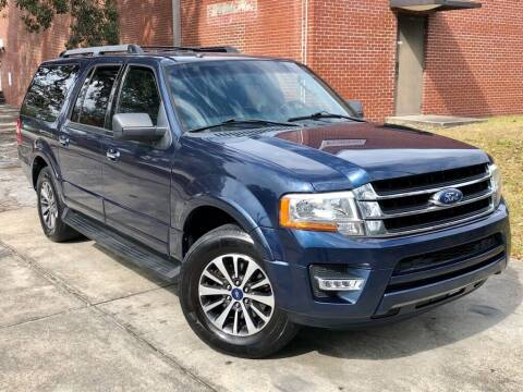 2015 Ford Expedition EL for sale at Unique Motors of Tampa in Tampa FL