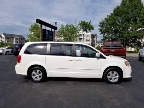 2011 Dodge Grand Caravan for sale at R C Motors in Lunenburg MA